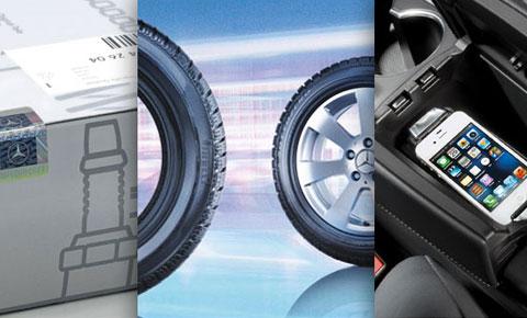 Mercedes Originalteile Shop anzeigen