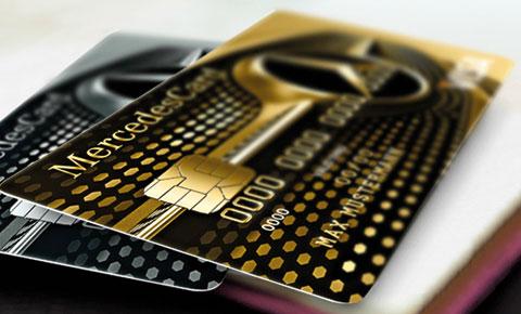 MercedesCard anzeigen