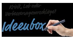 Unsere Ideenbox